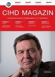CIHD Magazin 16 06/2012