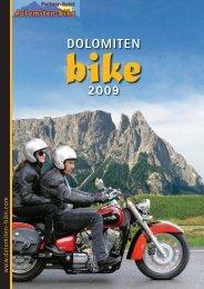 Biker Angebot - Dolomiten Bike
