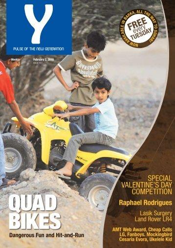 Issue 107 - Y-Oman