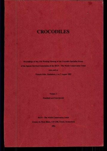 Crocodile Specialist Group