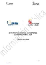CASTILLA Y LEÓN 2016-2020 EEE-CyL-2016/2020