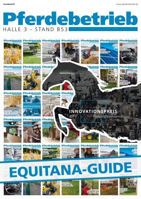 Pferdebetrieb EQUITANA-Guide