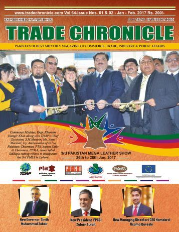 Trade Chronicle January and February 2017