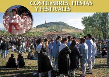 Costumbres, Tradiciones, Fiestas y Festivales en Álava