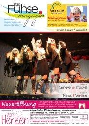 Fuhse-Magazin 5/2017