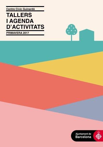 Tallers i agenda d'activitats