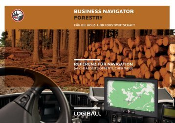 BUSINESS NAVIGATOR  FORESTRY