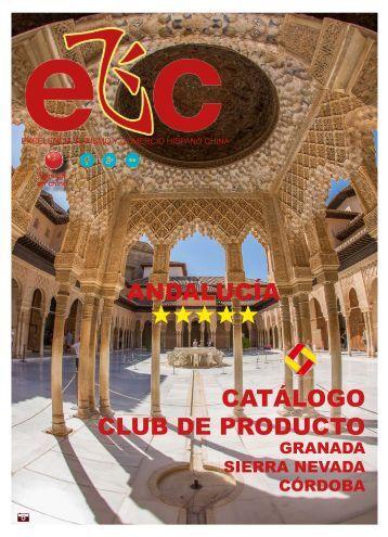 Catálogo de Producto ETC 00 Excelencia Turismo y Comercio Hispano China
