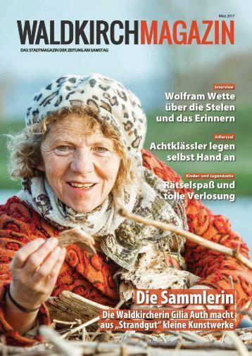 Waldkirch Magazin, März 2017