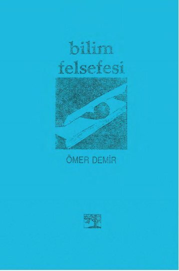 1116-Bilim_Felsefesi-Omer_Demir-1992-119s-