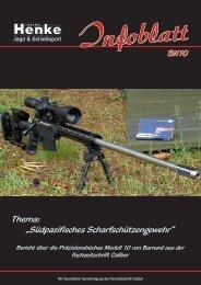 Henke-Infoblatt: Barnard Modell 10