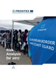 Risk Analysis for 2017