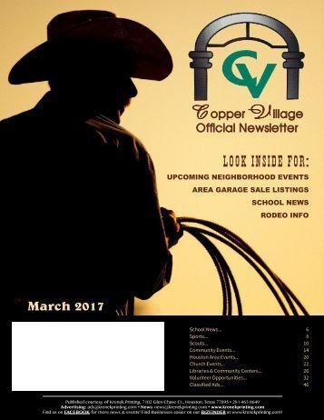 Copper Village March 2017
