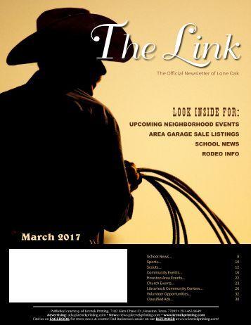 Lone Oak March 2017