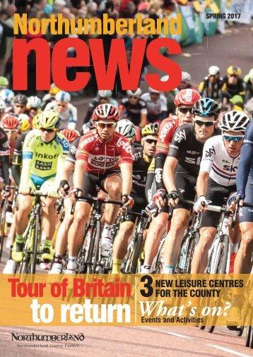 Northumberland News - Spring 2017