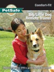PetSafe Comfort Fit Shock Collars - PDT00-10675 - RadioFence.com