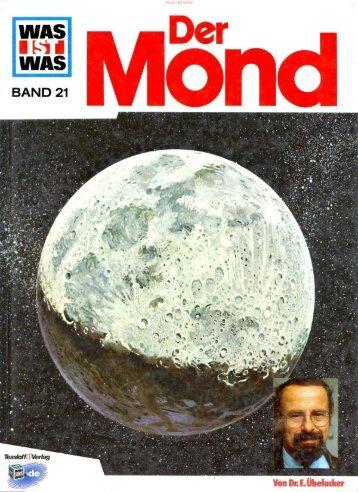 021 Was ist Was - Der Mond