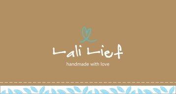 LaliLief brochure