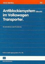 86 Antiblockiersystem (Bosch) im Volkswagen ... - VolksPage.Net