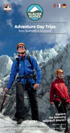 Adventure Day Trips - Glacier Guides