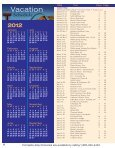 view our 2012 Vacation Guide - Bus Tours - Page 6