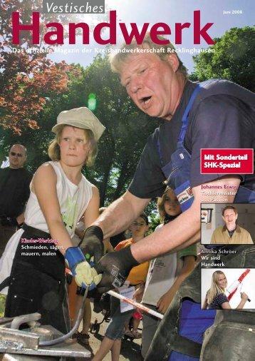 Vestisches Handwerk - Das Magazin der Kreishandwerkerschaft ...