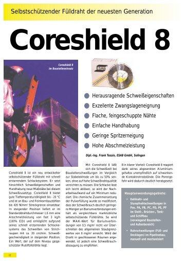 Coreshield 8