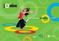 burnjOules efits booklet fits booklet - Liberty Health
