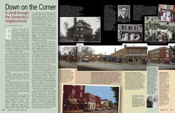 Down on the Corner - Home - Virginia Online Magazine Site