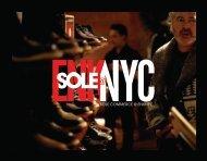 SOLE COMMERCE @ ENKNYC - Gmi Usa
