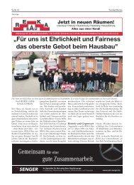 REKA Bau | Bürgerspiegel