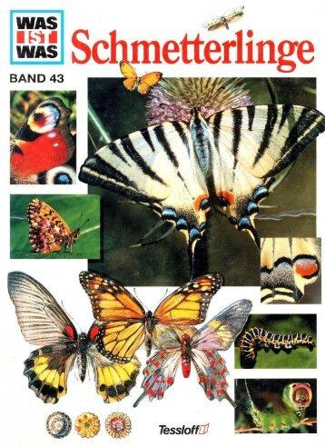 043 Was ist Was - Schmetterlinge