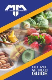 Diet and Nutrition Guide Preview