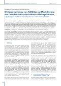 Tagungsbericht - Hydrologie und Wasserbewirtschaftung - Page 4