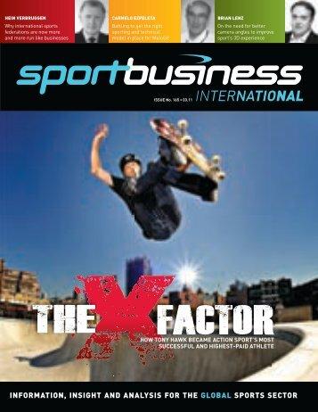 tvsportsmarkets - FIFA/CIES International University Network