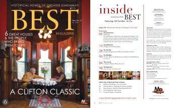 A CLIFTON CLASSIC - Best is Cincinnati's Best Magazine