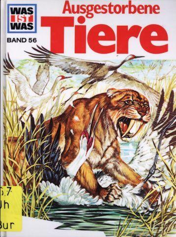 056 Was ist Was - Ausgestorbene Tiere