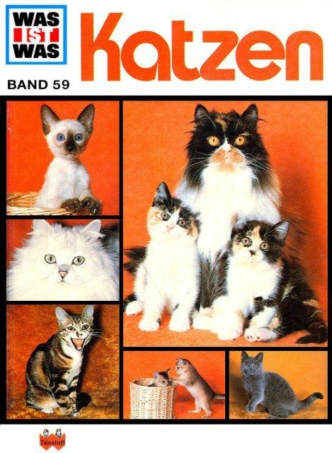 059 Was ist Was - Katzen