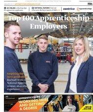Top 100 Apprenticeship Employers