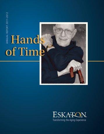 Annual Report - Eskaton