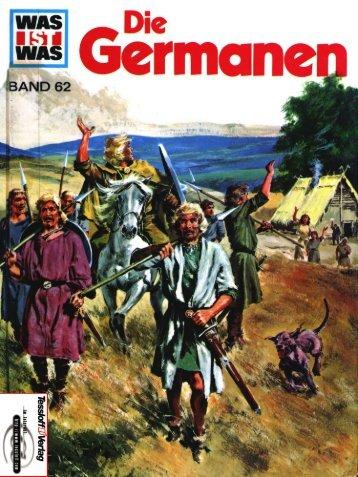 062 Was ist Was - Die Germanen