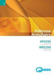 Poltrone Armchairs - Givas