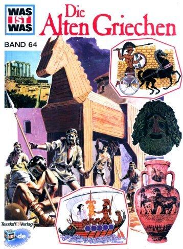 064 Was ist Was - Die alten Griechen