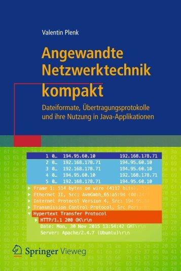 Angewandte Netzwerktechnik kompakt (2017)