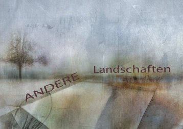 ANDERE Landschaften