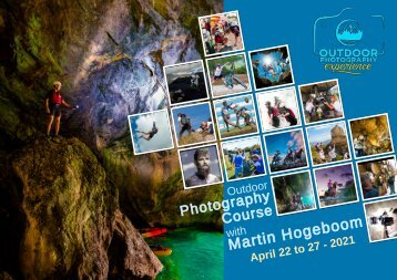 Outdoor photography Experience week