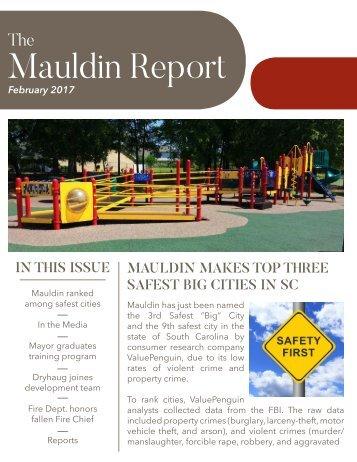Mauldin Report | February 2017
