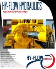Hy-Flow Flip book flyer