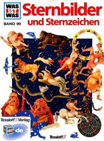 099 Was ist Was - Sternbilder und Sternzeichen