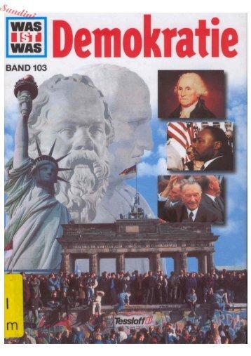 103 Was ist Was - Demokratie